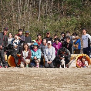 福山でアジリティ合同練習会行いました